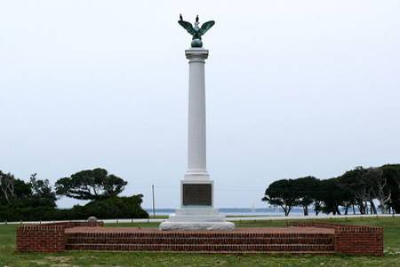 Fort Fisher Recreation Area