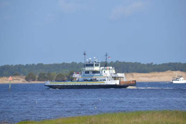 Fort Fisher Ferry Schedule