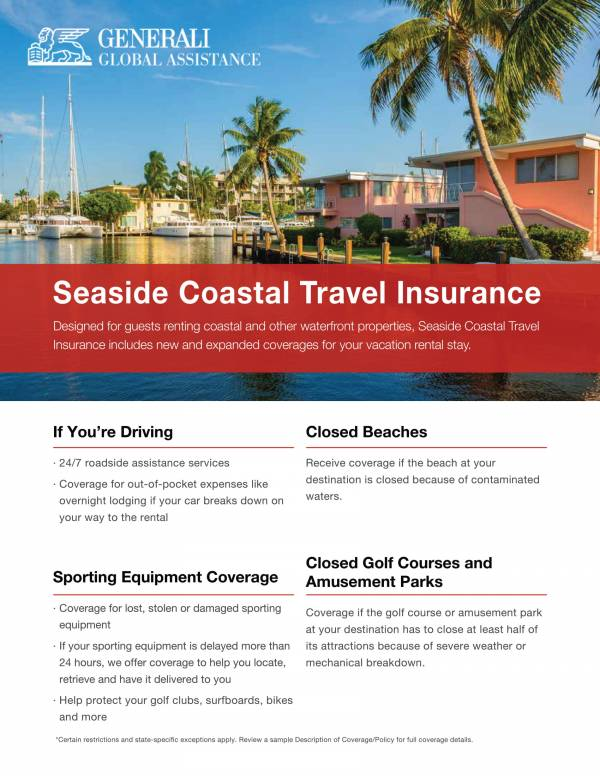 Seaside Coastal Protection Plan
